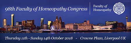 98th Faculty of Homeopathy Congress